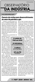 Paraná cria núcleo para desenvolvimento do setor de petróleo e gás