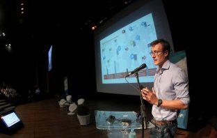 Robert Foster, é PhD em Engenharia Estrutural pela Universidade de Cambridge (Fotos: Gelson Bampi)