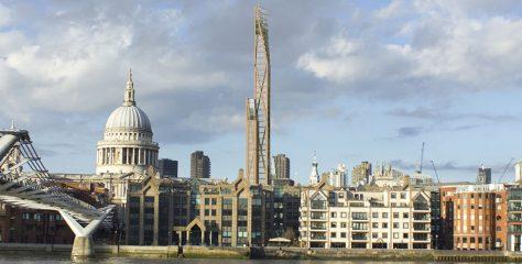 Projetista de arranha-céu de 80 andares em madeira discute novos modelos construtivos na Fiep